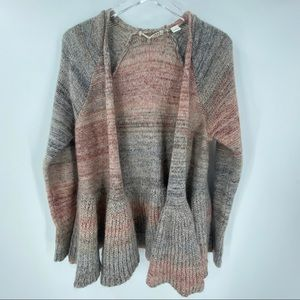 ANTHRO KNITTED & KNOTTED Cody Cardigan Medium